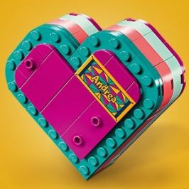 LEGO Friends 41384 Andrea a letní krabička ve tvaru srdce