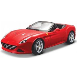 BBurago Ferrari Race & Play California (Open Top) (1:32)