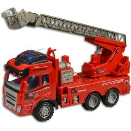 MaDe Auto hasičské na dálkové ovládání 28 cm