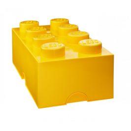 LEGO Storage box 25x50 cm, žlutá