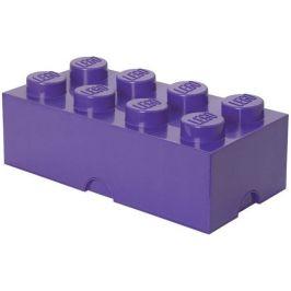 LEGO Storage box 25x50 cm, fialová