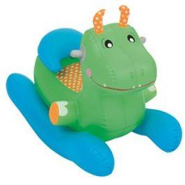 Mikro hračky Dětské nafukovací houpací zvířátko Bestway zelené