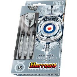 Harrows Šipky Silver Arrows soft 16 g