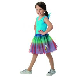 Rubie's My Little Pony - Rainbow Dash tutu set