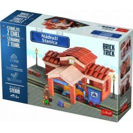 Trefl Brick Trick Nádraží