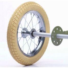 TryBike Trike Kit kolečka krémová