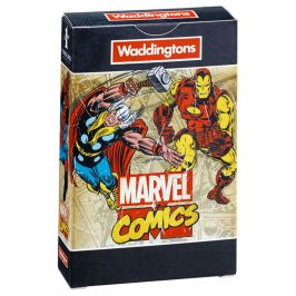 Winning Moves Waddingtons Herní karty: Marvel Comics Retro