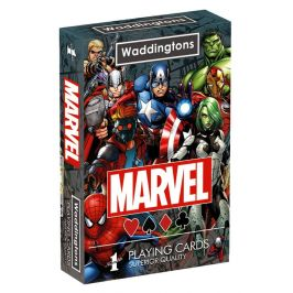 Winning Moves Waddingtons Hrací karty: Marvel Universe