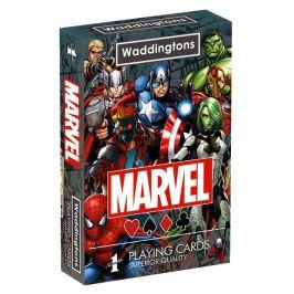 Winning Moves Waddingtons Hrací karty: Marvel Universe