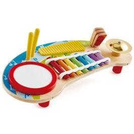 Hape Multifunkční xylofon s bubínkem