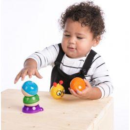 Hape Baby Einstein Hračka dřevěná stohovatelná Balancing Cal