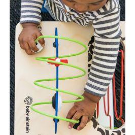 Hape Baby Einstein Hračka dřevěná aktivní kostka Innovation Station