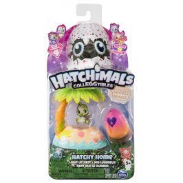 Spin Master Hatchimals Svítící hrací sada Plážové hnízdo