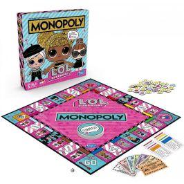 Hasbro Monopoly Lol Suprise Anglická verze