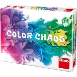 Dino Color chaos cestovní hra