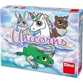 Dino Unicorns cestovní hra