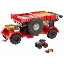 Hot Wheels Monster trucks závod z kopce 2v1
