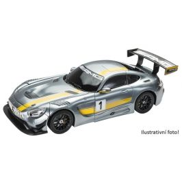 Mondo Motors Mercedes AMG GT3 Transformable - žlutá