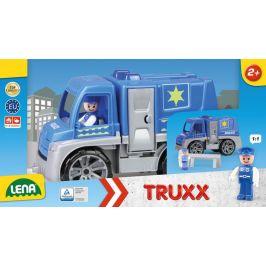 LENA Truxx Policie s figurkou