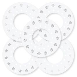 Blinger: Diamantová kolekce náhradní náplň 75 kamínků bílé