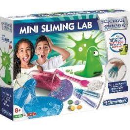 Clementoni Dětská laboratoř - Výroba slizu - mini set