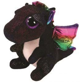 TY Beanie Boos Anora - černý drak 24 cm