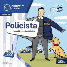 Albi KOUZELNÉ ČTENÍ Minikniha - Policista