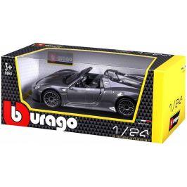 BBurago Race Porsche 918 Spider 1:24