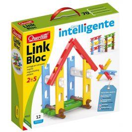 Quercetti Link Bloc – kouzelný stavebnicový systém
