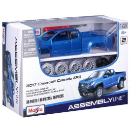 Maisto Kit Chevrolet Colorado ZR2 1:24
