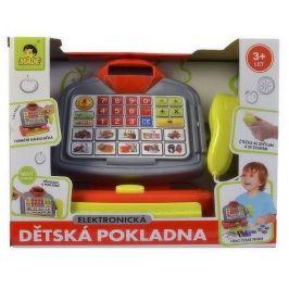 MaDe Pokladna na baterie český design