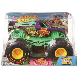 Hot Wheels Monster trucks Velký truck Test subject