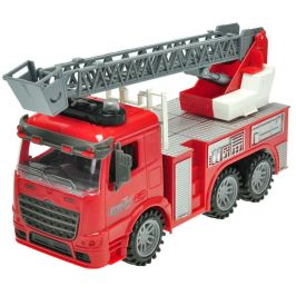 Mikro hračky Auto hasiči na setrvačník 28 cm