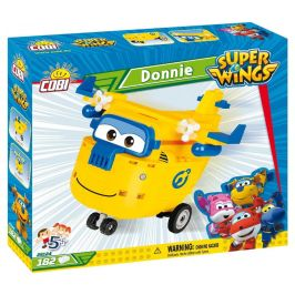 Cobi 25124 Super Wings Donnie
