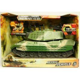 Wiky The CORPS! Obrněné vozidlo Tank