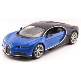 Mondo Motors Bugatti Chiron 1:14 modrá
