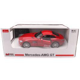 Mondo Motors Mercedes AMG GT open door červená