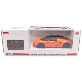 Mondo Motors Bugatti Grand sport Vitese 1:18 oranžová