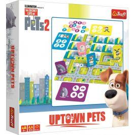 Trefl Tajný život mazlíčků 2 Uptown Pets společenská stolní hra