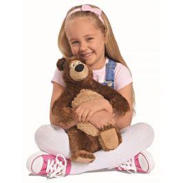 Simba Máša a medvěd Plyšový medvěd 40 cm
