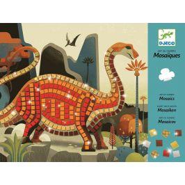 Djeco Mozaika Dinosauři