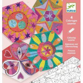 Djeco Origamy Hvězdné Mandaly
