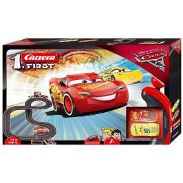 Carrera FIRST - 63011 Disney Cars 3 - zánovní