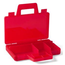 LEGO Úložný box TO-GO červená