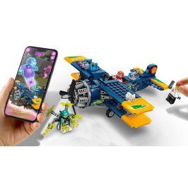 LEGO Hidden Side 70429 El Fuegovo kaskadérské letadlo