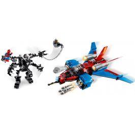 LEGO Super Heroes 76150 Spiderjet vs. Venomův robot