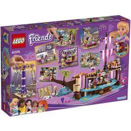 LEGO Friends 41375 Zábavný park na molu - rozbaleno