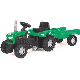 Buddy Toys Šlapací traktor s vozíkem BPT 1013 - zánovní