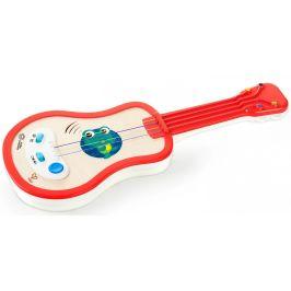 Hape Baby Einstein Hračka dřevěná hudební ukulele Magic Touch