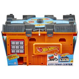 Hot Wheels City Dráhy v boxíku